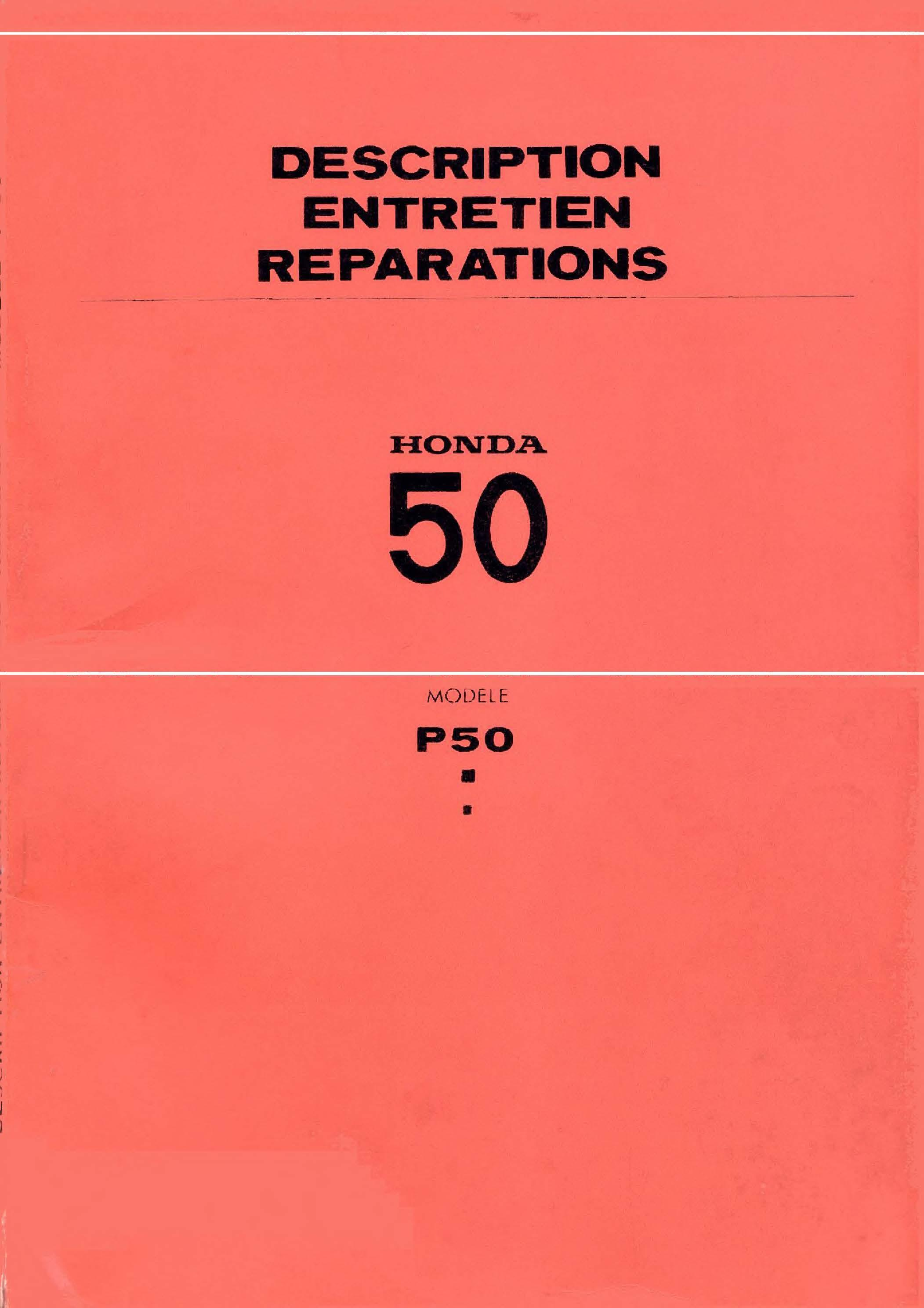 workshopmanual p50 1968 fr 31072018